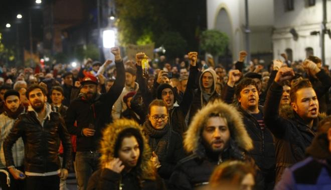 Foto: Ce scrie presa internațională despre protestele antiguvernamentale din România