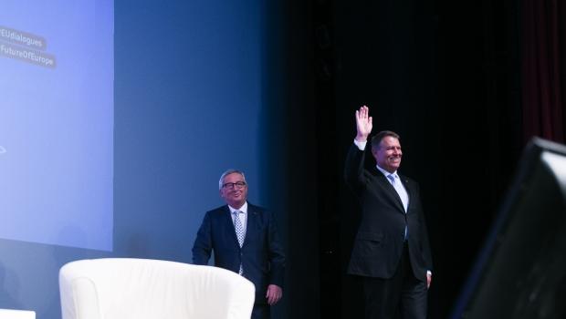 Foto: Summitul de la Sibiu / Liderii Europei discută viitorului UE