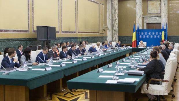 Foto: Şedinţă de guvern la ora 13.00. Ce hotărâri va adopta Executivul