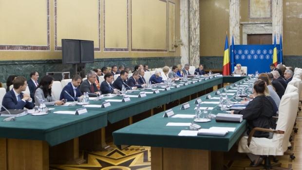 Foto: Liviu Dragnea anunţă remanierea Guvernului Dăncilă