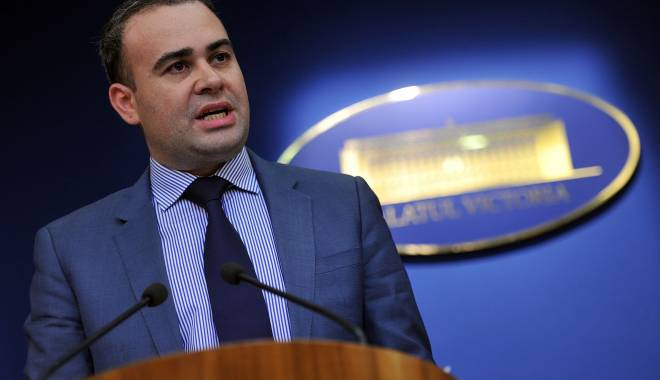 Foto: Senatul, undă verde pentru arestarea lui Darius Vâlcov