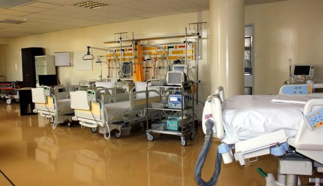 Foto: Cea mai modernă secţie de ortopedie din ţară s-a inaugurat la Constanţa