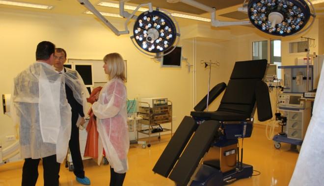 Cea mai modernă secţie de ortopedie din ţară s-a inaugurat la Constanţa - ortopedie12-1332950644.jpg