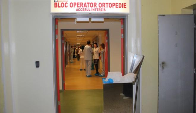 Cea mai modernă secţie de ortopedie din ţară s-a inaugurat la Constanţa - ortopedie123-1332950683.jpg