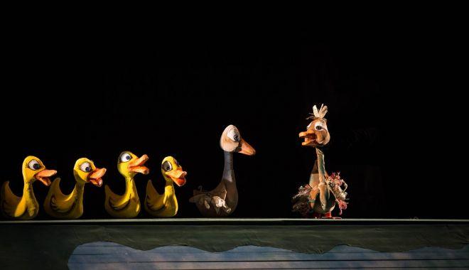 """Foto: O săptămână inspirată la Teatrul pentru copii """"Căluţul de mare"""""""