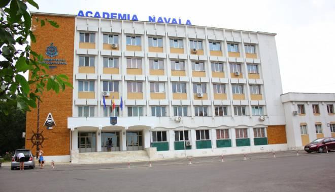 Foto: O săptămână plină de evenimente, la Academia Navală
