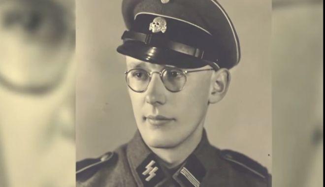 """Foto: A murit """"Contabilul"""" de la Auschwitz. 300.000 de evrei ucişi, nicio zi de închisoare"""