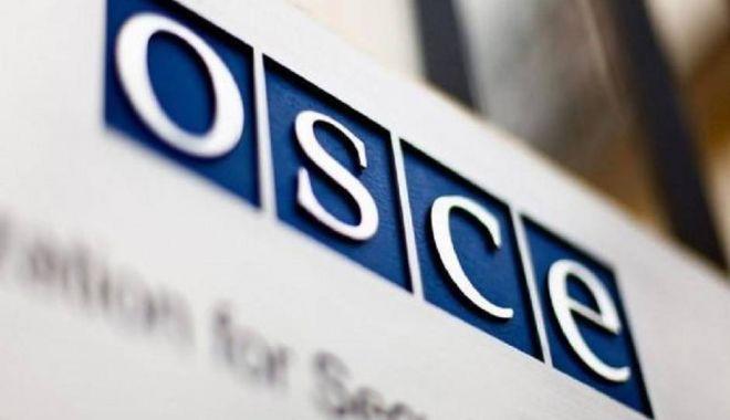 OSCE: Este nevoie de acţiune pentru a proteja fragila încetare a focului în estul Ucrainei - osce1-1611167364.jpg