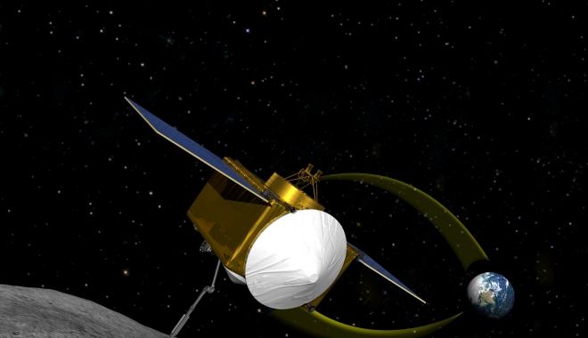 Foto: NASA pregătește lansarea misiunii OSIRIS-REx spre asteroidul Bennu