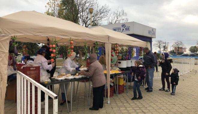 Foto: Administrația locală din Constanța, invitație la un ospăț dobrogean