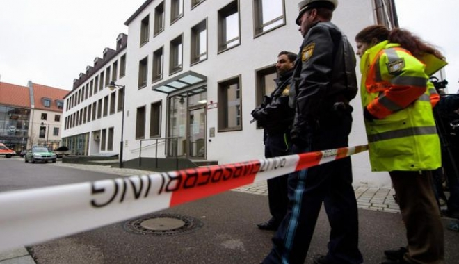 Foto: Luare de ostatici într-un centru pentru protecția copiilor din Germania