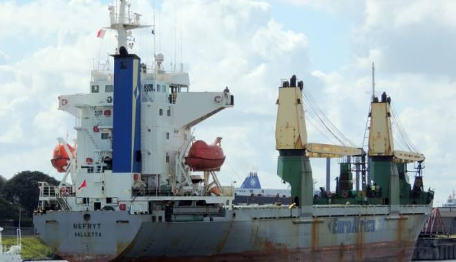 Foto: Otrăvirea în masă, pe o navă cu echipaj polonez