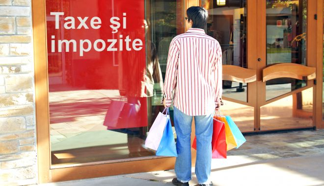 Foto: O treime din veniturile românilor se duce pe impozite, taxe și contribuții la stat