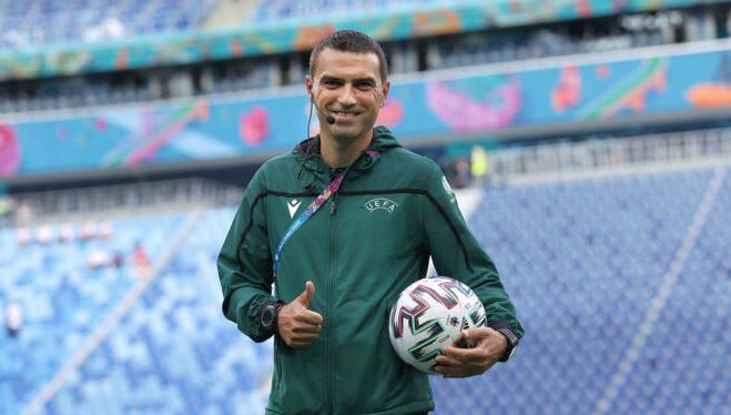 Fotbal, EURO 2020 / Ovidiu Hațegan va arbitra partida Italia - Țara Galilor - ov-1624025226.jpg