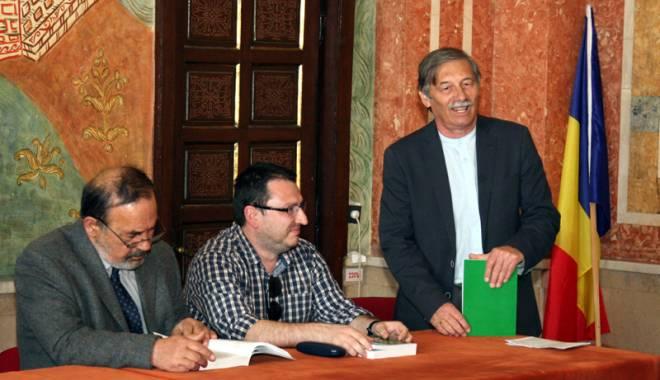 Foto: Eveniment la Muzeul de Istorie în memoria arheologului Zizi Covacef