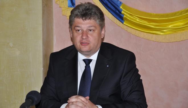 Foto: A murit Ovidiu Brăiloiu. Mesaj de condoleanţe de la primarul Constanţei