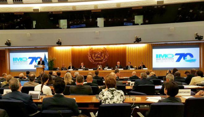 Foto: Ovidiu Cupșa  a participat  la Forumul Zilei Maritime Mondiale
