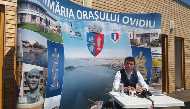 """Foto: Începe Bimilenara """"Ovidius""""!  Ce evenimente a pregătit Primăria Ovidiu"""