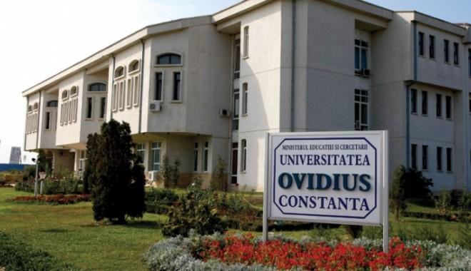 """Foto: Schimbări """"la vârf"""", la Universitatea """"Ovidius""""/ Ce s-a hotărât în şedinţa de ieri"""