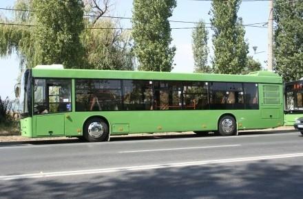 Foto: Autobuzele RATC vor circula de astăzi numai până la ora 22