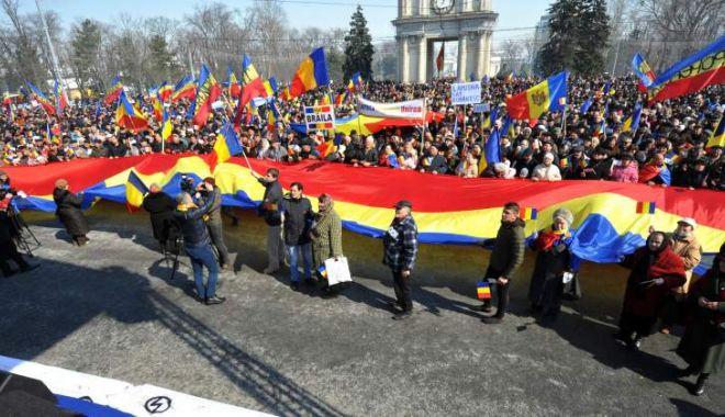 Foto: Au trecut 100 de ani de la unirea Basarabiei cu România