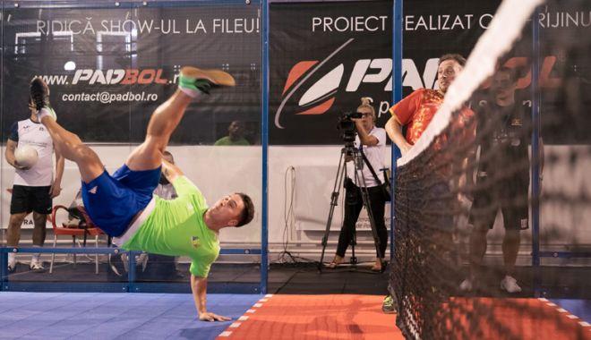 Foto: Padbolul, recunoscut oficial de către Ministerul Tineretului și Sportului!