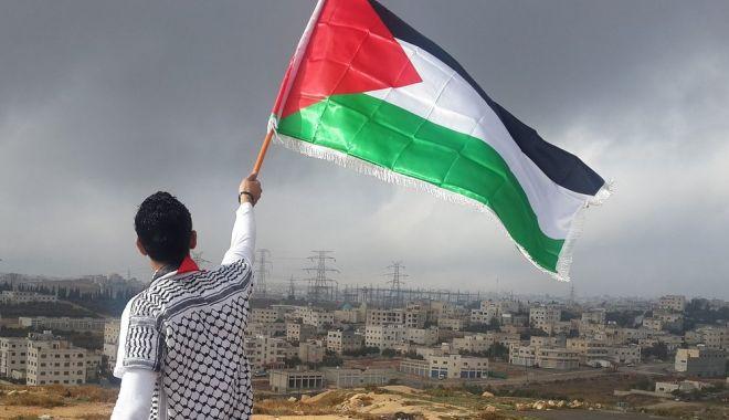 Foto: Ambasadorul Palestinei în România, rechemat la Ramallah