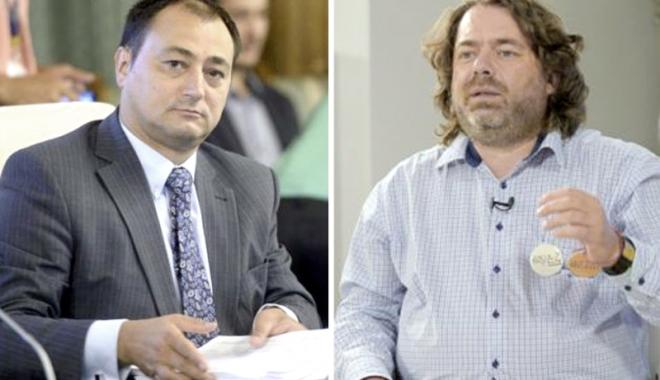 """Foto: Mirel Palada vrea să se împace cu Mihai Goţiu. Senatorul USR refuză: """"Ne vedem la Tribunal!"""""""