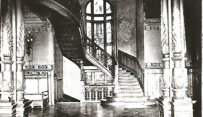 Foto: Palatul bombardat. Ce clădiri  a pierdut Constanţa de-a lungul vremii