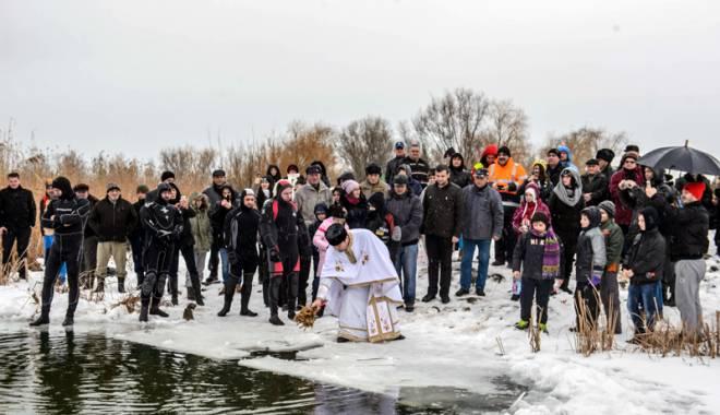 Foto: Tradiţie creştină reluată şi în cartierul Palazu Mare