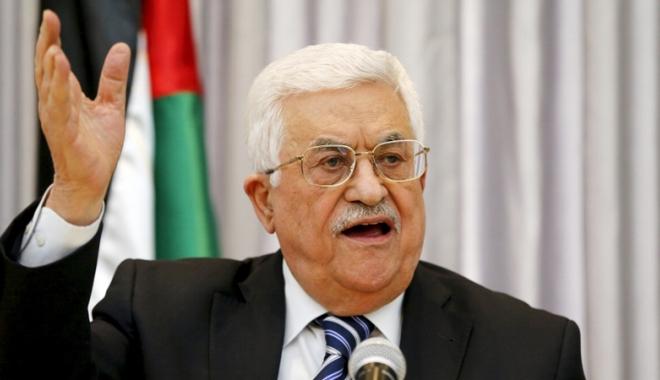 Foto: Palestinienii, gata să reia negocierile dacă Israelul  opreşte colonizarea