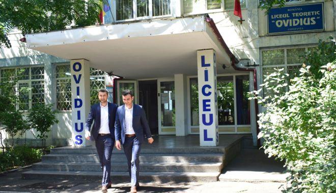 """Foto: Palmares bogat pentru elevii de la Liceul """"Ovidius"""", la olimpiadele naţionale"""