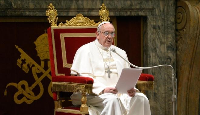 Foto: Papa Francisc a deschis o nouă cale pentru procedura de beatificare