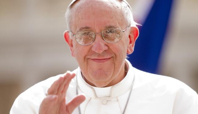 Foto: Papa Francisc, persona non-grata pentru ultra-catolicii din Columbia