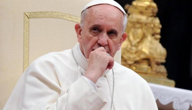 Foto: Papa Francisc refuză să primească, în avans, felicitări de ziua sa. Sâmbătă, Suveranul Pontif va împlini 80 de ani