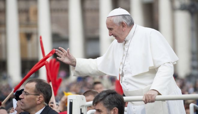 Foto: Papa Francisc s-a întâlnit la Dublin cu victime  ale abuzurilor preoţilor irlandezi