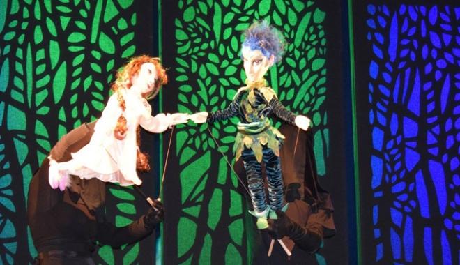 """Foto: """"Peter Pan""""  vine din nou la teatru"""