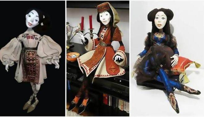 Păpuşi cu costume inspirate din portul tradiţional al etniilor dobrogene - papusiledobrogei-1539187439.jpg