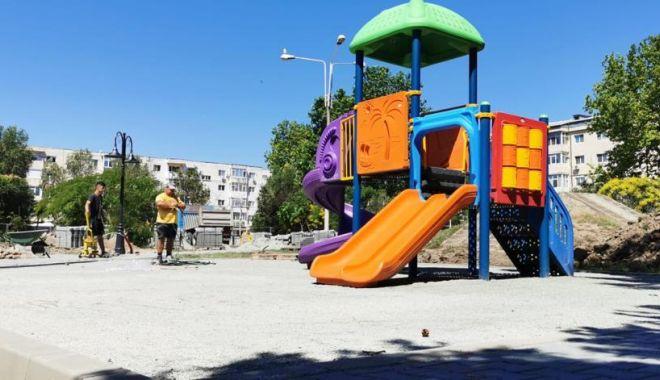 Administrația locală din Constanța continuă reamenajarea parcurilor - parc-1593710687.jpg