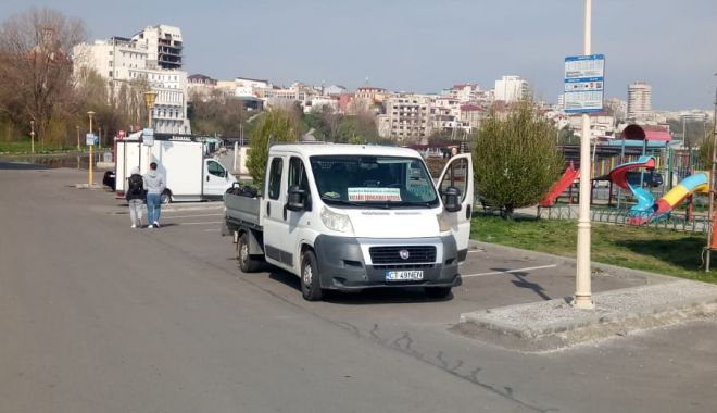 Foto: Modificări în parcările din orașul Constanţa! Ce trebuie să ştie şoferii