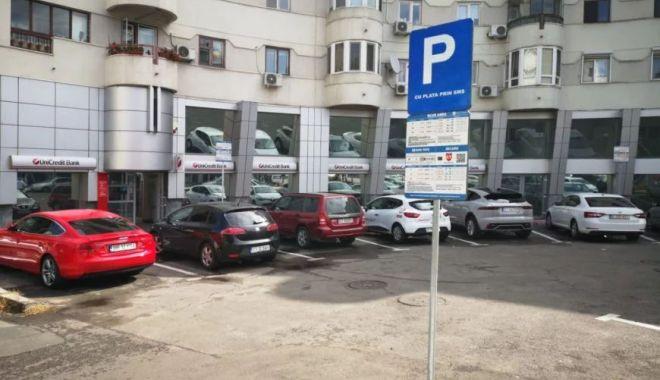 Sancţiuni după bâlbâila cu Regulamentul parcărilor, la Constanţa - parcare-1614767337.jpg