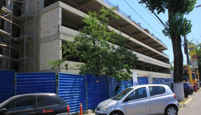 De ce au decis autorităţile suspendarea lucrărilor la parcarea supraetajată  din Mamaia - parcareetajatacazinomamaia3-1437310492.jpg