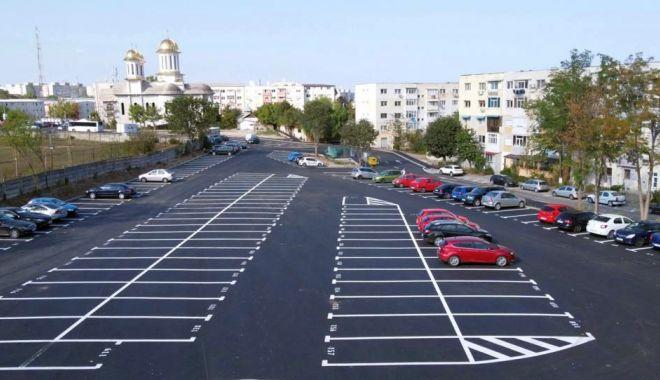 Foto: Parcare cu 320 de locuri pe strada Ștefăniță Vodă. Cum puteţi închiria un loc