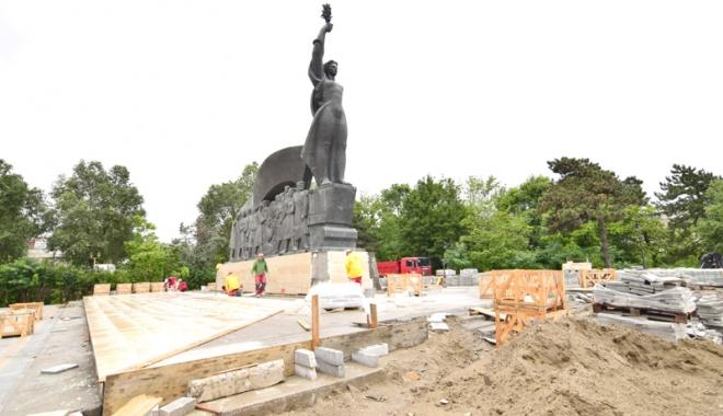 Foto: Constănţenii, sătui de promisiunile legate de Parcul Arheologic. Ce explicaţii are primarul Decebal Făgădău