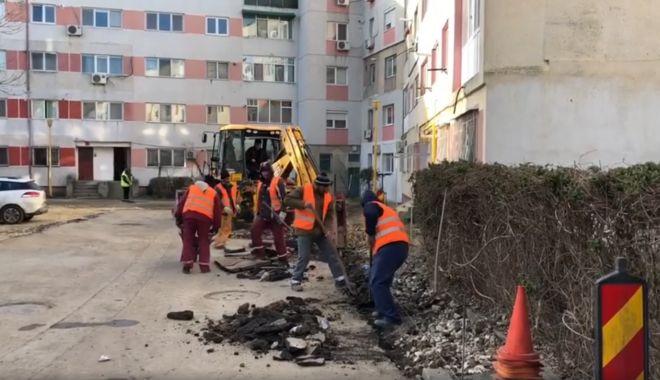 Parcări noi în jurul blocurilor din cartierele Constanţei - parcari1-1551643150.jpg