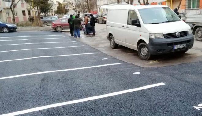 Parcări noi în jurul blocurilor din cartierele Constanţei - parcari4-1551643185.jpg