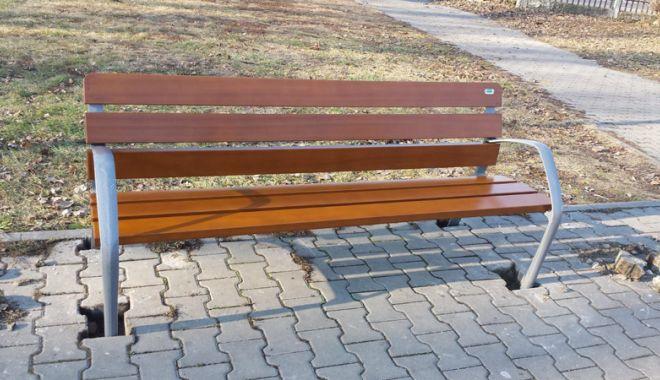 Foto: Parcul Viitorului, din zona CET, reabilitat