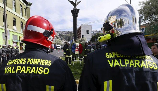 Foto: O femeie și 5 copii au fost grav răniți într-un incendiu, lângă Paris