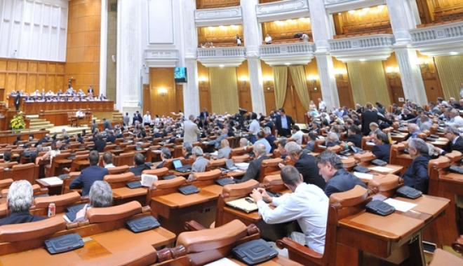 Foto: Moţiunea PNL a picat. Guvernul Tudose rămâne în funcţie