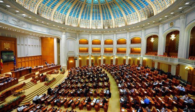 Foto: Parlamentul României își suspendă activitatea pentru o săptămână